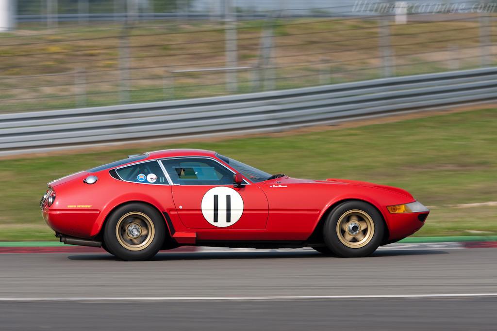 Ferrari 365 GTB/4 Daytona Competizione    - 2009 Modena Trackdays