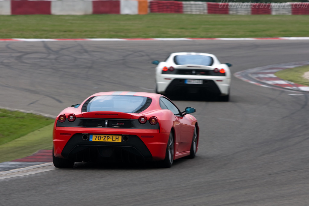 Ferrari 430 Scuderia    - 2009 Modena Trackdays