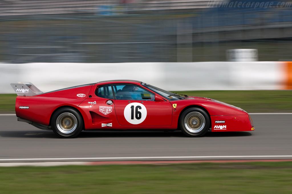 Ferrari 512 BB LM - Chassis: 27579 - Driver: Stieger  - 2009 Modena Trackdays