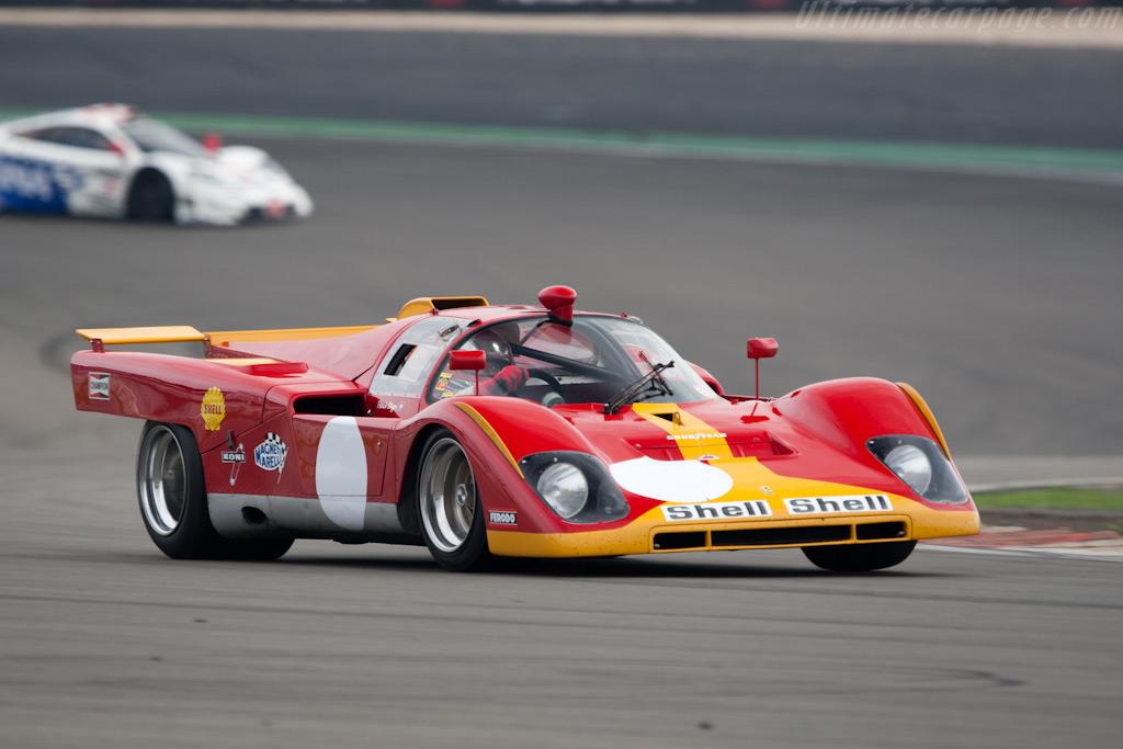 Ferrari 512 M - Chassis: 1018 - Driver: Stieger  - 2009 Modena Trackdays
