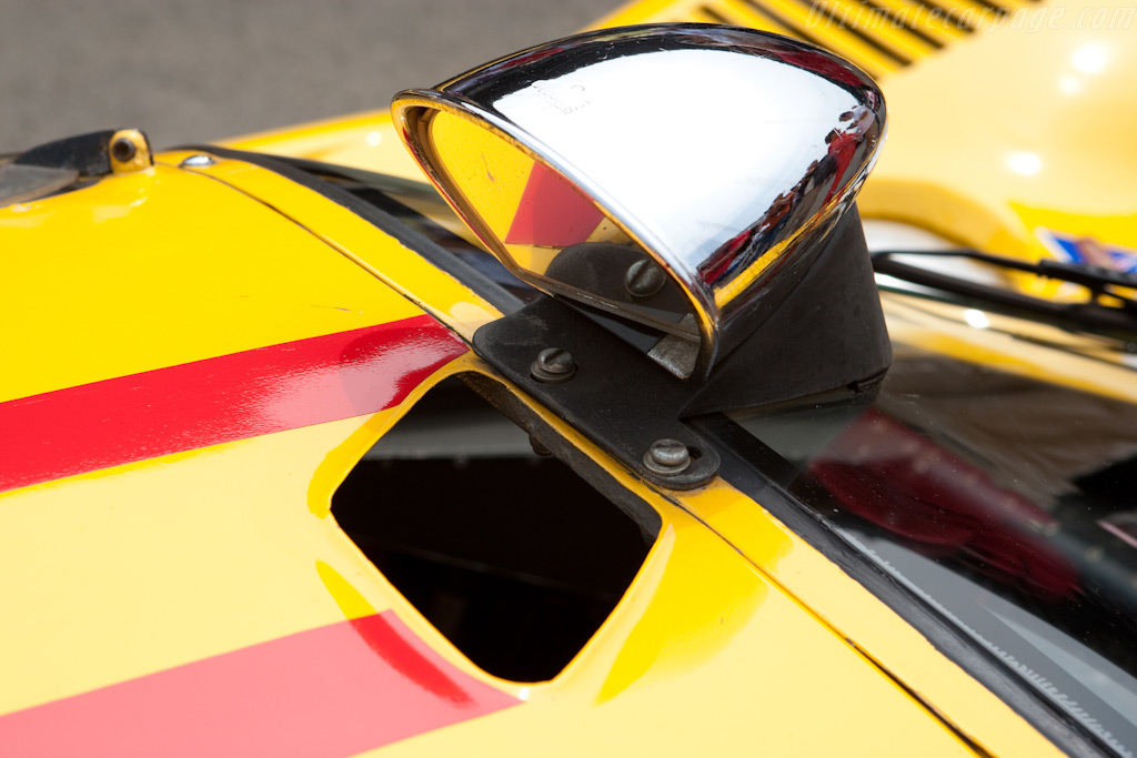 Ferrari 512 M - Chassis: 1002 - Driver: Dieter Roschmann  - 2009 Modena Trackdays