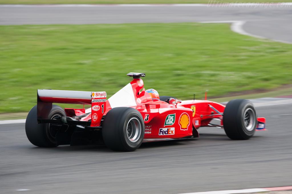 Ferrari F2001    - 2009 Modena Trackdays