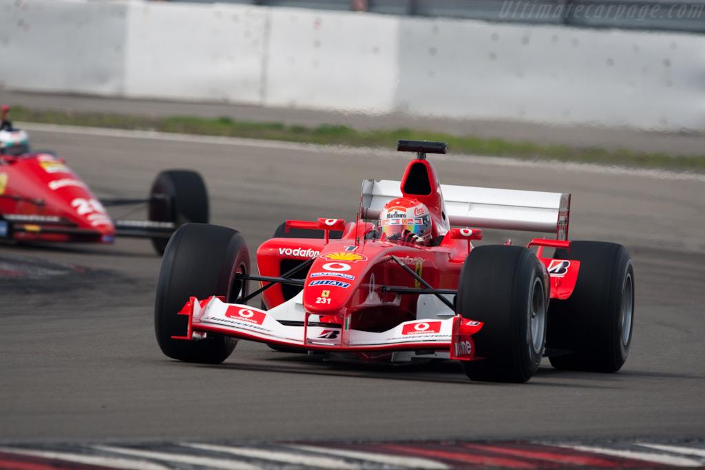 Ferrari F2003GA    - 2009 Modena Trackdays