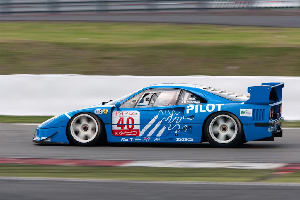 Ferrari F40 LM - Chassis: 74045   - 2009 Modena Trackdays