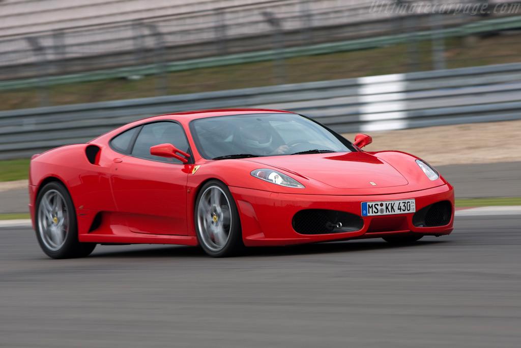 Ferrari F430    - 2009 Modena Trackdays