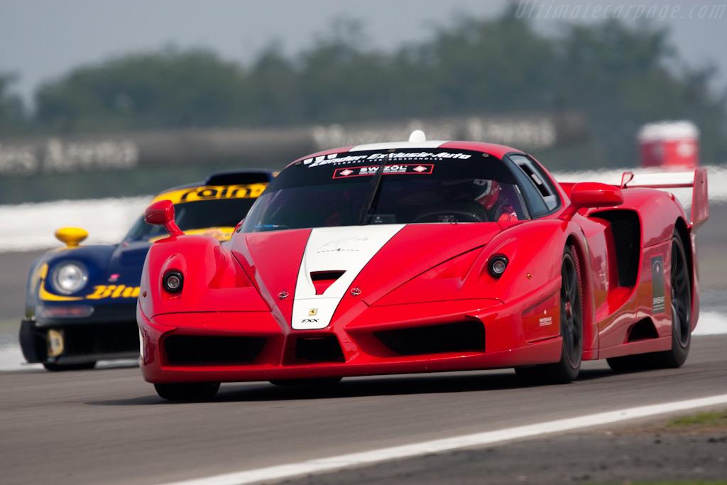 Ferrari FXX    - 2009 Modena Trackdays