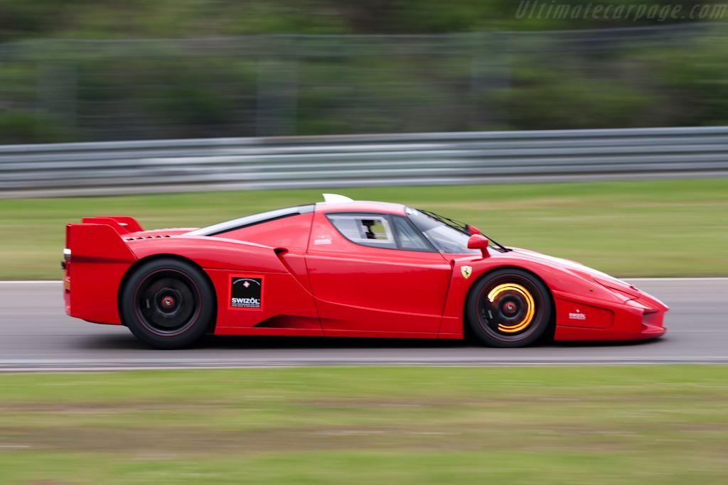 Ferrari Fxx 2009 Modena Trackdays