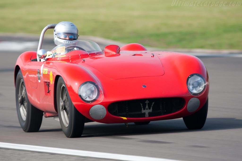 Maserati 150/200S - Chassis: 1657   - 2009 Modena Trackdays
