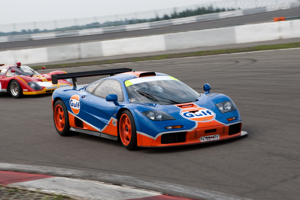 Mclaren F1 Gtr Chassis 12r 2009 Modena Trackdays