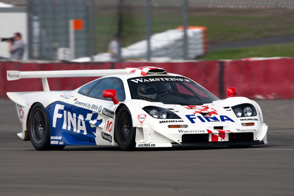 McLaren F1 GTR - Chassis: 21R   - 2009 Modena Trackdays