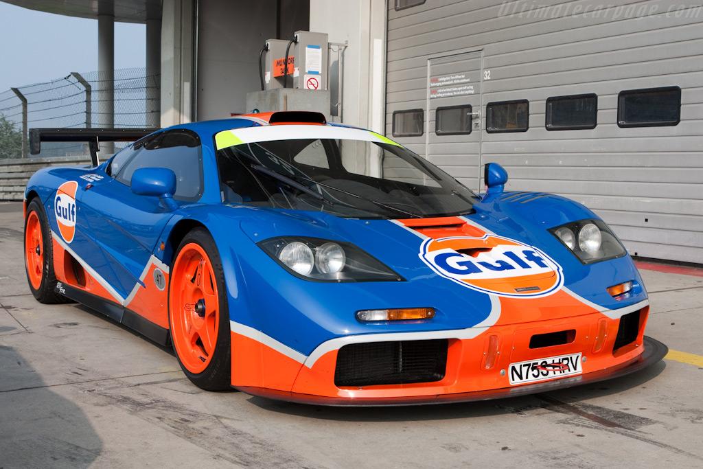 McLaren F1 GTR - Chassis: 12R   - 2009 Modena Trackdays