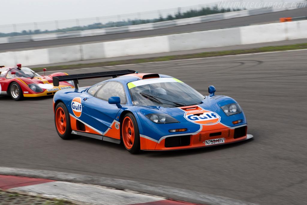Mclaren F1 Gtr Chassis 12r 2009 Modena Trackdays