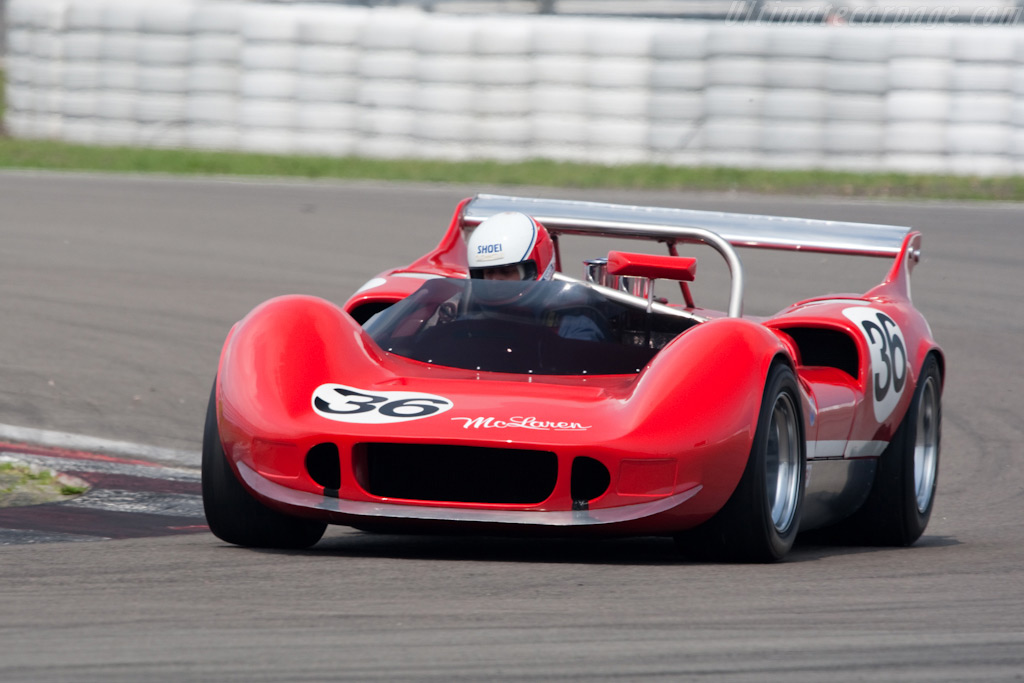 McLaren M1C - Chassis: 40-12   - 2009 Modena Trackdays