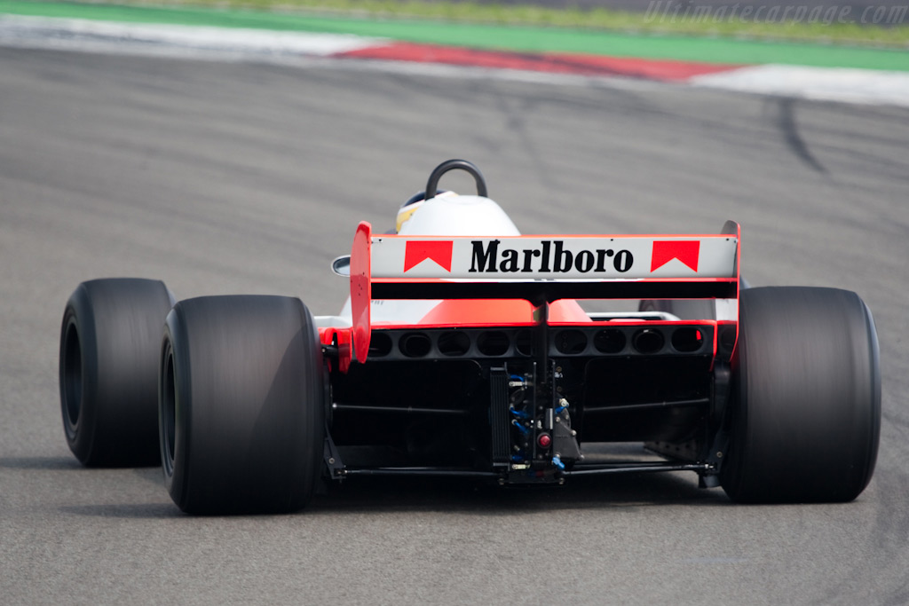 McLaren MP4/1B - Chassis: MP4/1B - 6   - 2009 Modena Trackdays