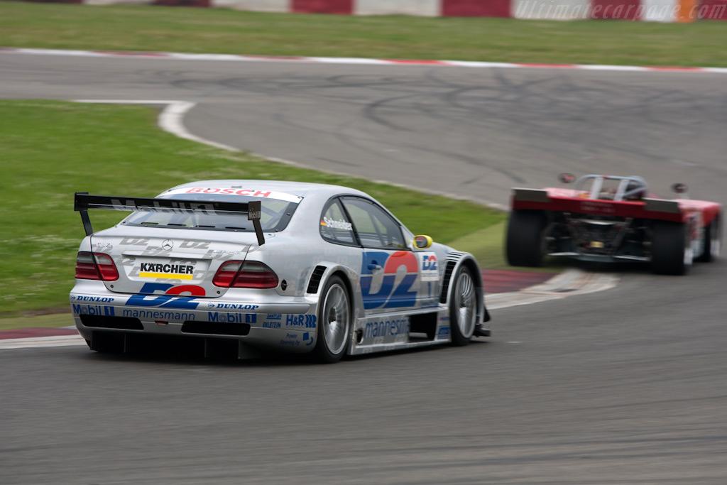 Mercedes-Benz CLK DTM    - 2009 Modena Trackdays