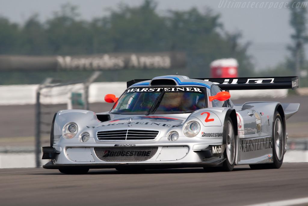 Mercedes-Benz CLK LM    - 2009 Modena Trackdays