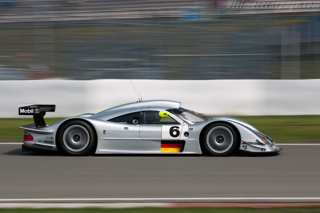 Mercedes-Benz CLR - Chassis: 701Y000003   - 2009 Modena Trackdays