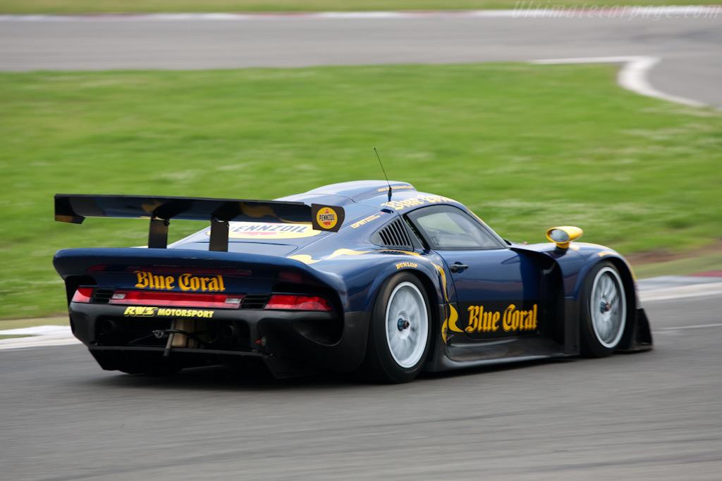 Porsche 993 GT1 - Chassis: 993-GT1-101   - 2009 Modena Trackdays