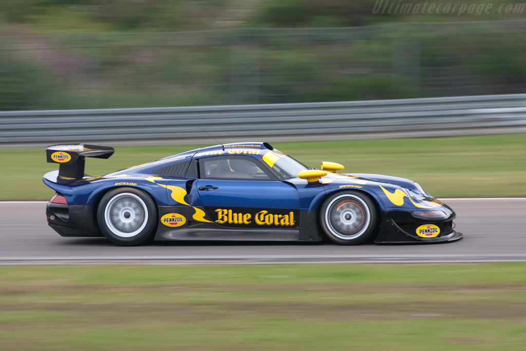 Porsche 993 GT1 - Chassis: 993-GT1-101   - 2009 Modena Trackdays