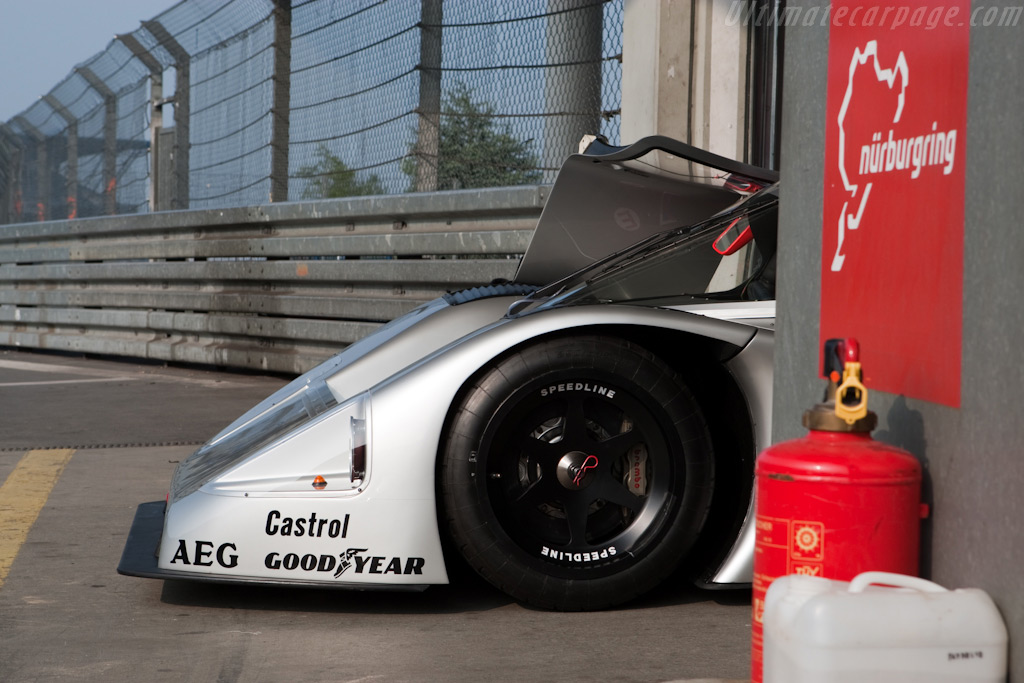 Sauber Mercedes C11 - Chassis: 90.C11.05   - 2009 Modena Trackdays