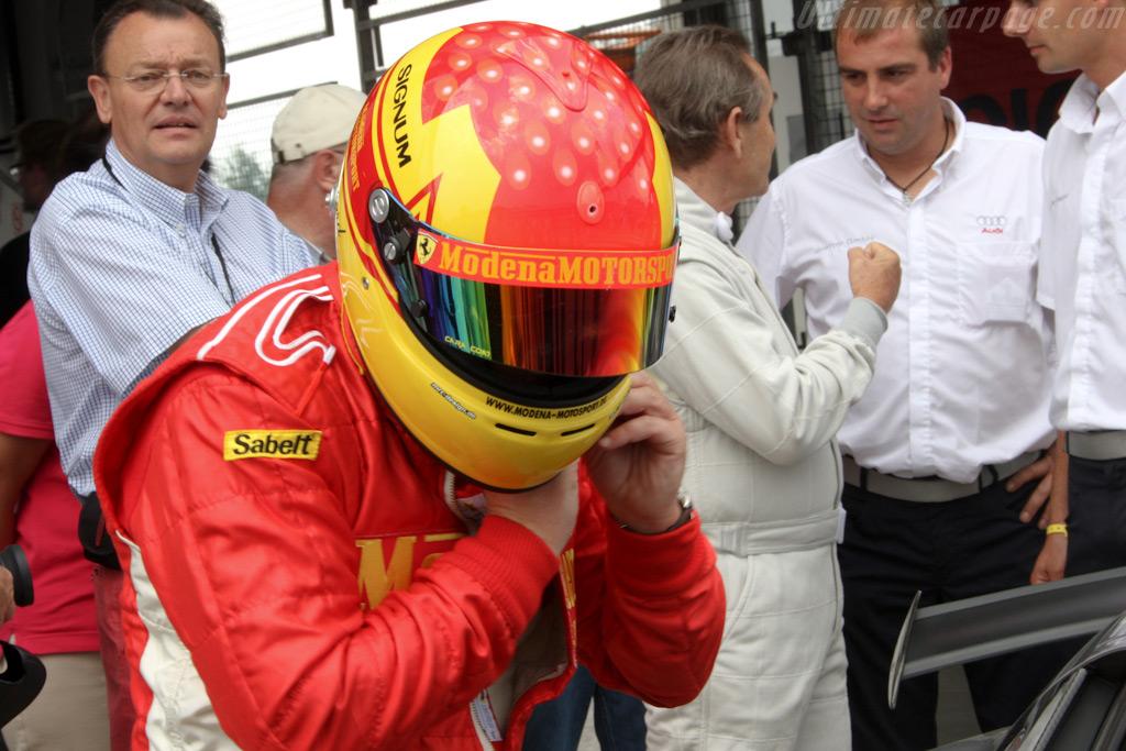 Uwe Meissner    - 2009 Modena Trackdays
