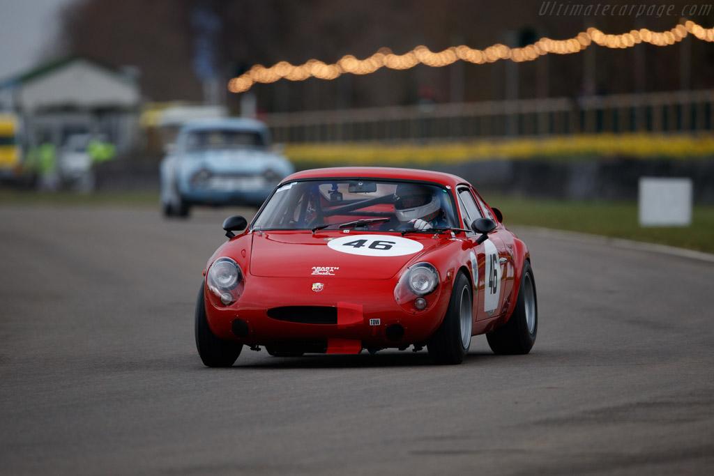 Abarth Simca 2000 GT  - Driver: Paul Hocking  - 2018 Goodwood Members' Meeting