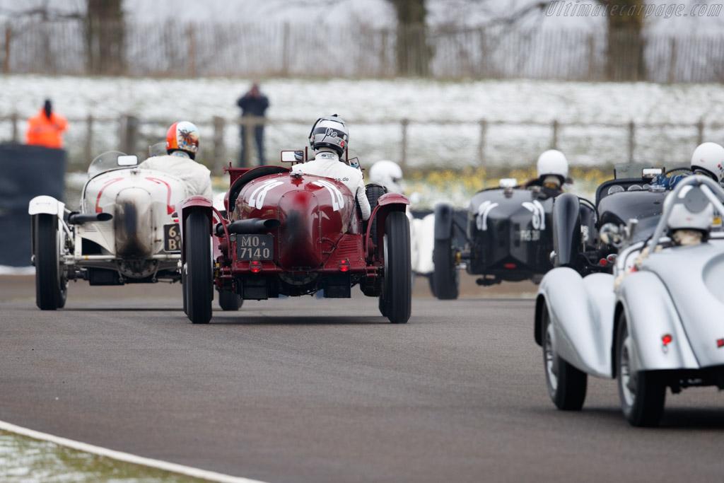 Alfa Romeo 8C 2300 Monza - Chassis: 2211120 - Driver: Moritz Werner  - 2018 Goodwood Members' Meeting