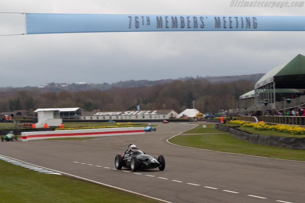 BRM Type 25 - Chassis: 257 - Driver: Albert Streminski  - 2018 Goodwood Members' Meeting