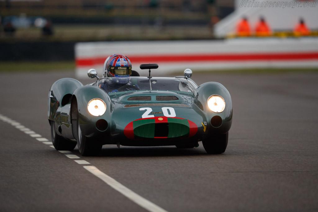 Cooper T61P Maserati  - Entrant: Michael O'Shea - Driver: Oliver Bryant - 2018 Goodwood Members' Meeting