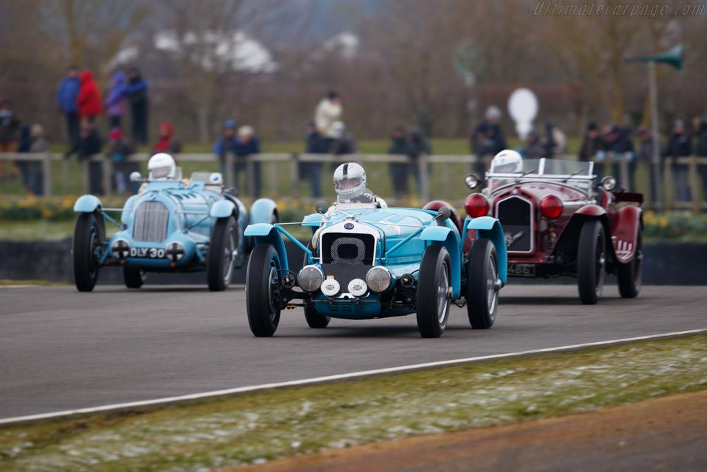 Delage D6-70 Special  - Driver: Paul-Emile Bessade  - 2018 Goodwood Members' Meeting