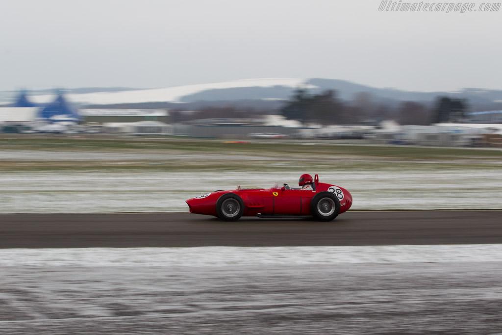 Ferrari 246 Dino F1  - Driver: Tony Best  - 2018 Goodwood Members' Meeting