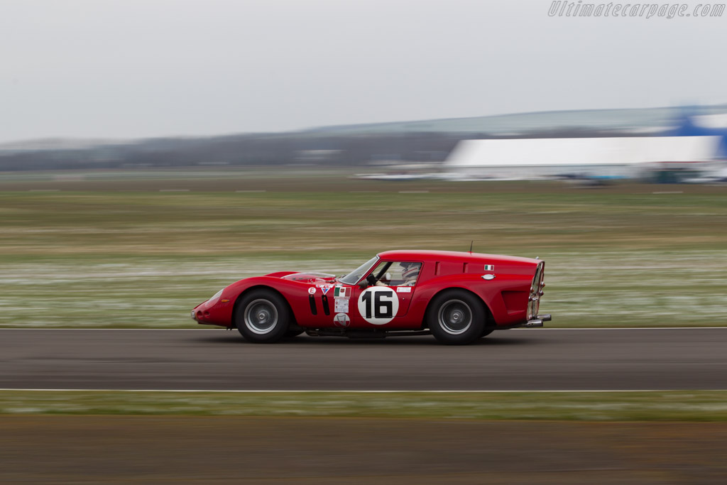 Ferrari 250 GT Breadvan - Chassis: 2819GT - Entrant: Lukas Halusa - Driver: Lukas Halusa / Emanuele Pirro  - 2018 Goodwood Members' Meeting