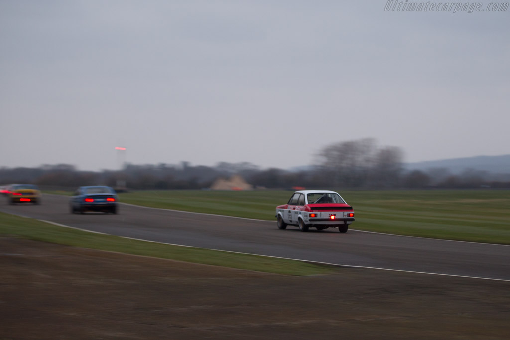 Ford Escort RS2000  - Entrant: David Devine - Driver: David Devine / Sam Tordoff  - 2018 Goodwood Members' Meeting