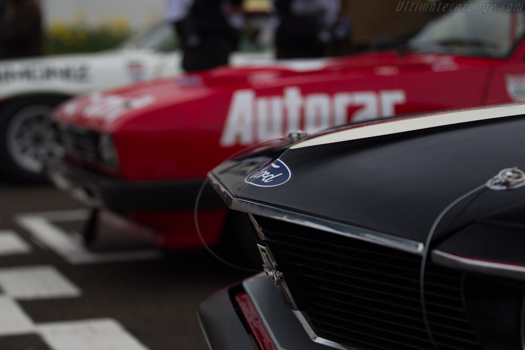 Ford Mustang Boss 302  - Entrant: Craig Davies - Driver: Craig Davies / Jason Plato  - 2018 Goodwood Members' Meeting