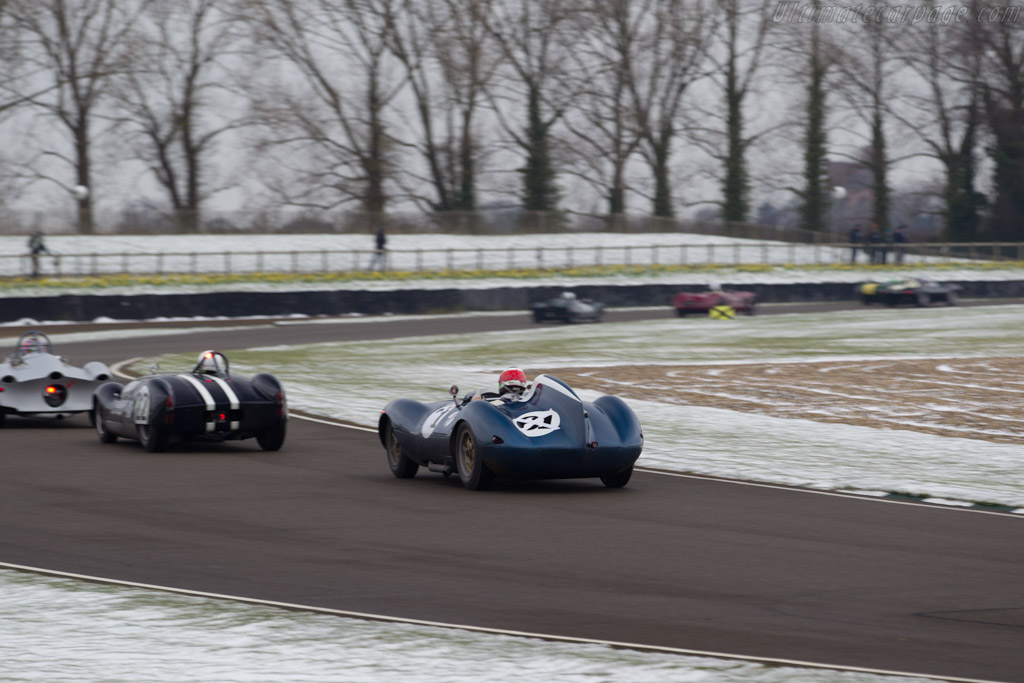 Hagemann Sutton Special - Chassis: 1 - Entrant: Kay Hafner - Driver: Max Werner - 2018 Goodwood Members' Meeting