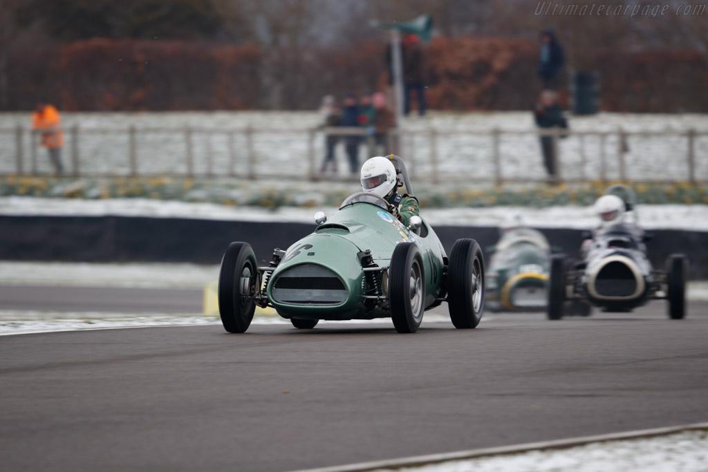 Kieft GP Climax  - Driver: Nigel Batchelor  - 2018 Goodwood Members' Meeting