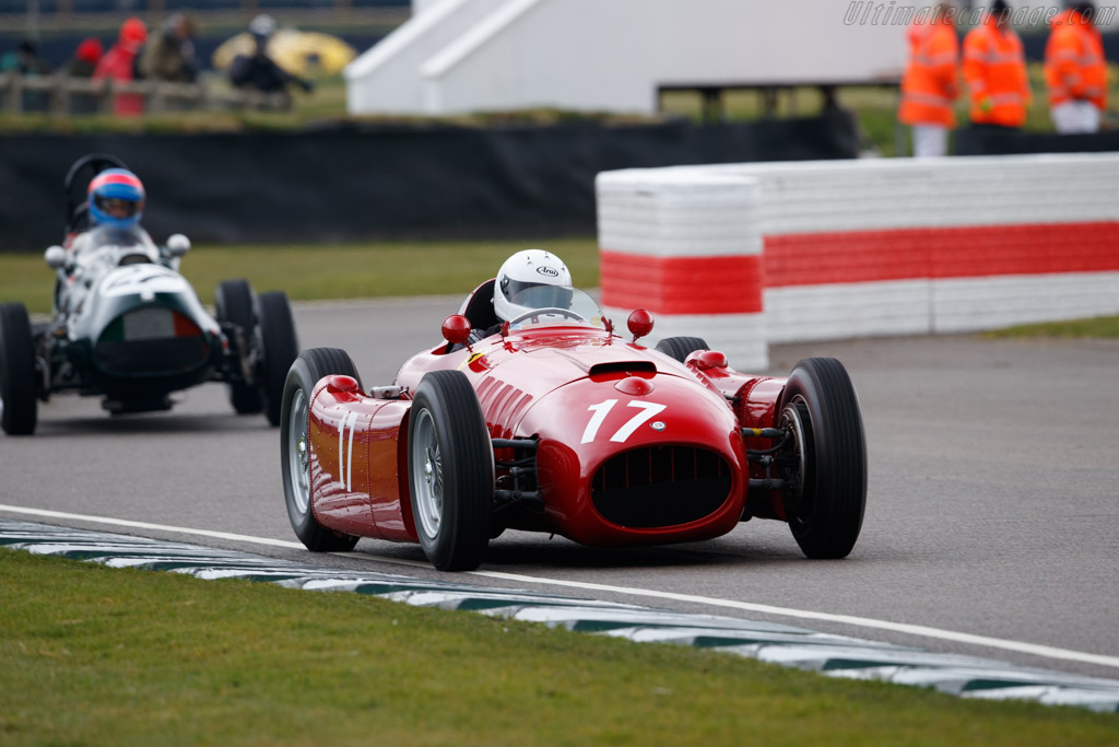 Lancia D50  - Driver: Steve Tillack  - 2018 Goodwood Members' Meeting