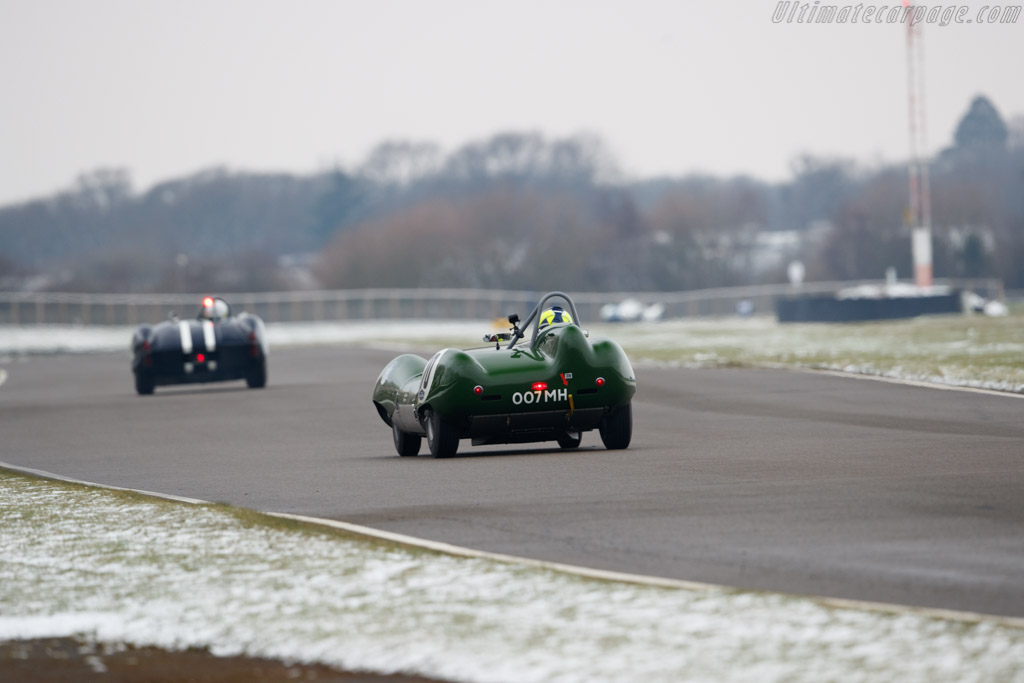 Lotus 15 Climax - Chassis: 603 - Entrant: Gabriel Kremer - Driver: Ben Mitchell  - 2018 Goodwood Members' Meeting