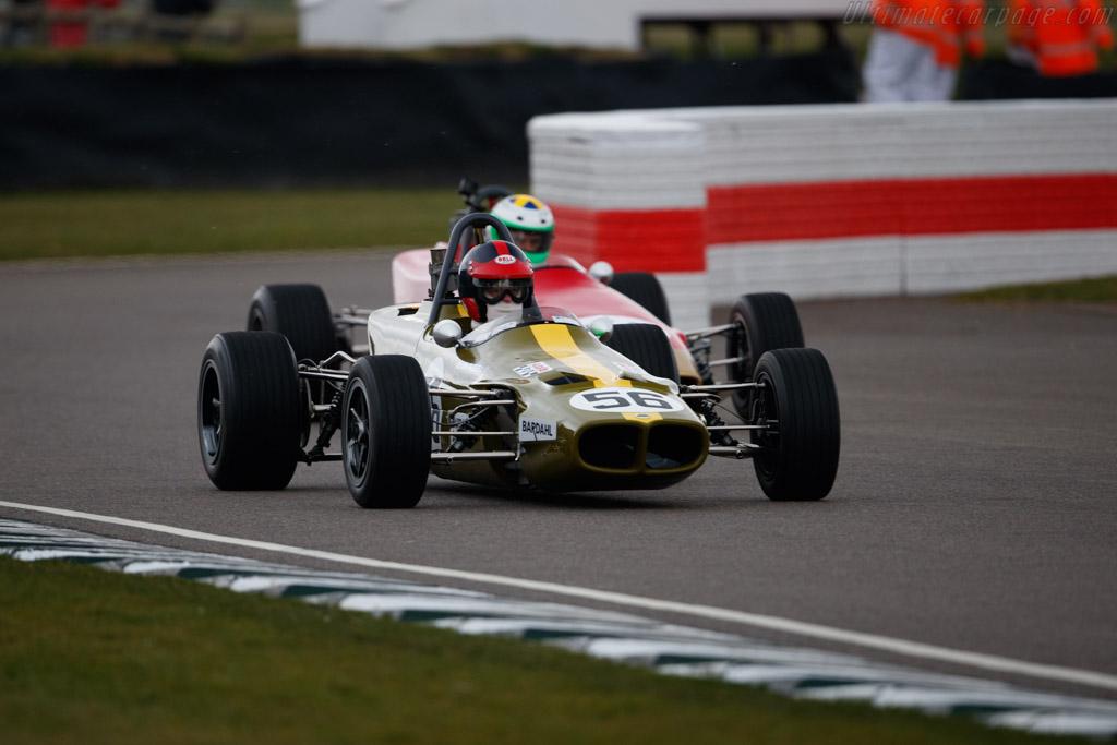 Lotus 59 Ford  - Driver: John Counsell  - 2018 Goodwood Members' Meeting