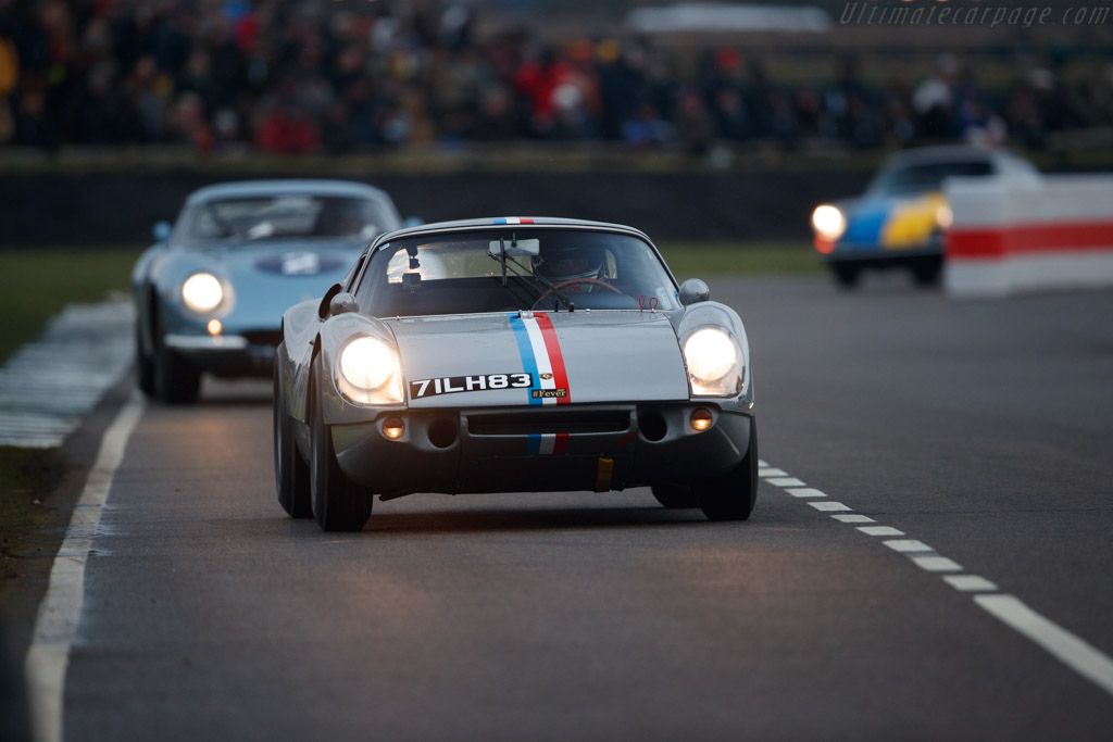 Porsche 904 Carrera GTS - Chassis: 904-083 - Entrant: Phil Hylander - Driver: James Cottingham  - 2018 Goodwood Members' Meeting
