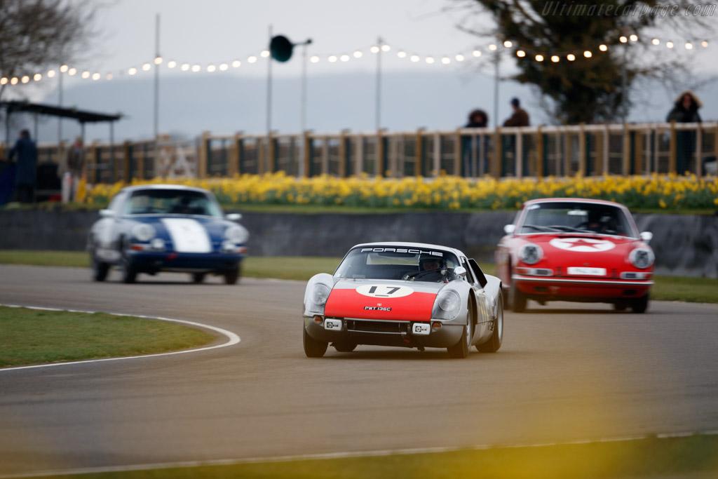 Porsche 904 Carrera GTS  - Driver: David Clark - 2018 Goodwood Members' Meeting