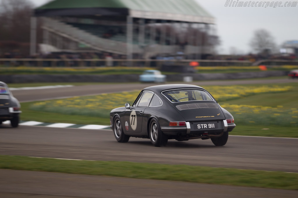 Porsche 911 - Chassis: 302285 - Driver: Mark Sumpter  - 2018 Goodwood Members' Meeting