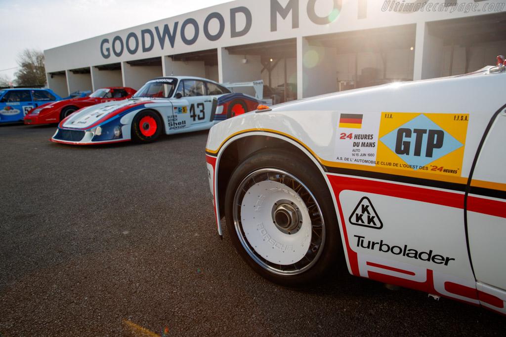 Porsche 924 GTP - Chassis: 924-002 - Entrant: Porsche Museum  - 2018 Goodwood Members' Meeting