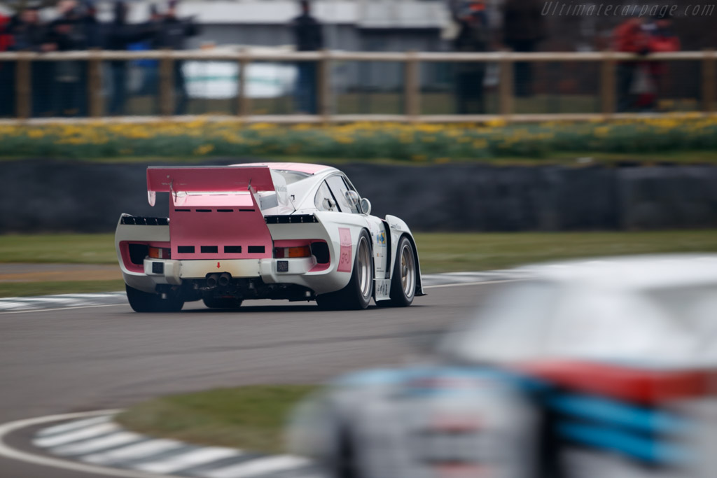 Porsche 935 K3 - Chassis: 001 0020 - Entrant: Nicolas d'Ieteren - Driver: Raphaël de Borman  - 2018 Goodwood Members' Meeting