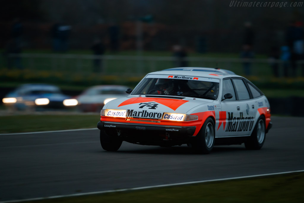 Rover SD1 - Chassis: 1 - Entrant: Andrew Bruce - Driver: Andrew Bruce / Tim Harvey  - 2018 Goodwood Members' Meeting
