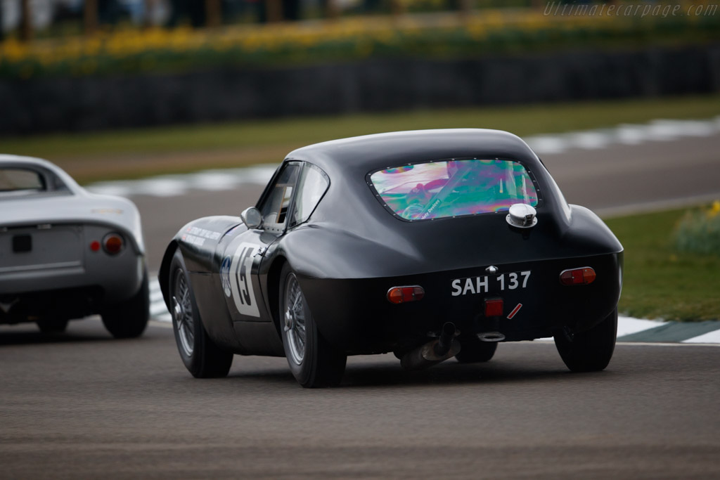 Triumph TR4 SLR - Chassis: SLR1 - Entrant: Tony Hall-Griffith - Driver: Richard Dodkins  - 2018 Goodwood Members' Meeting