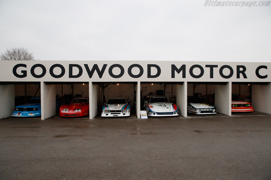 Welcome to Goodwood - Chassis: 1004   - 2018 Goodwood Members' Meeting