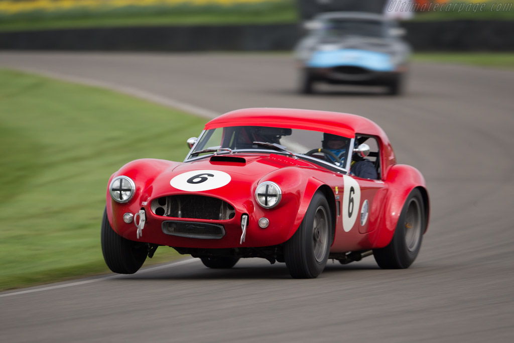 AC Shelby Cobra - Chassis: CSX2562 - Entrant: Andrew Haddon - Driver: Andrew Haddon / Ben Shuckburgh  - 2017 Goodwood Members' Meeting