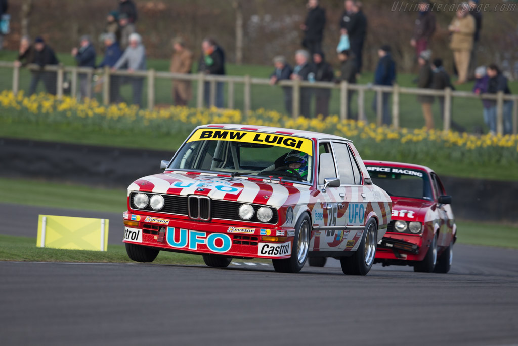 BMW 530i - Chassis: 4762058 - Entrant: The Sadler Familty - Driver: Nicholas Padmore  - 2017 Goodwood Members' Meeting