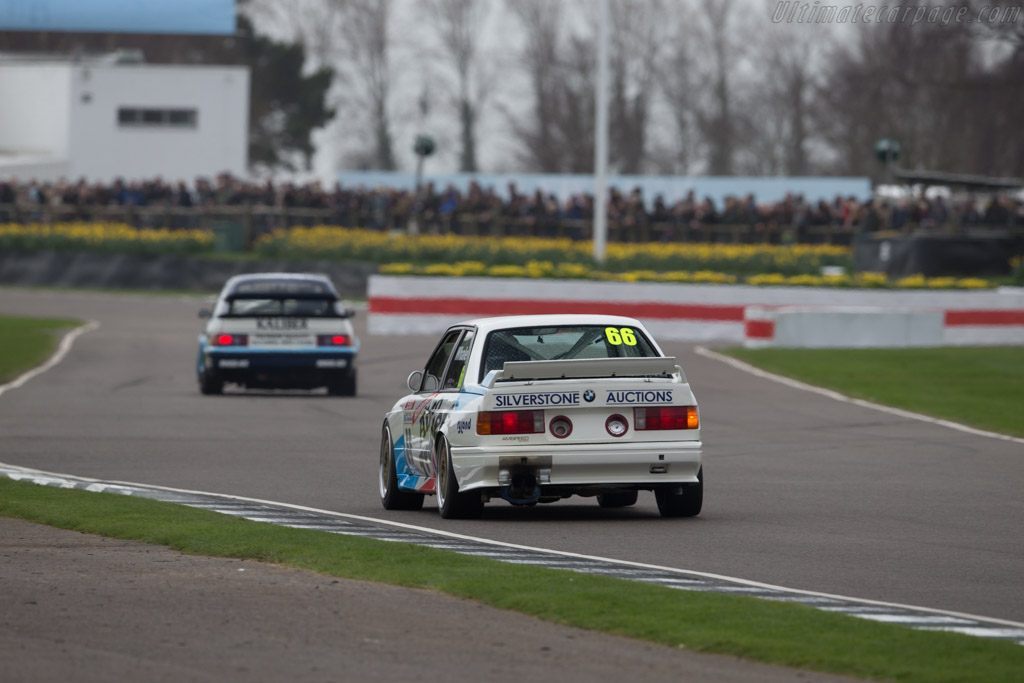 BMW M3 Group A  - Driver: Nick Whale  - 2017 Goodwood Members' Meeting